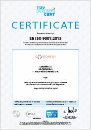 UNI ENISO 9001:2015
